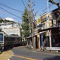 写真: 江ノ電 03
