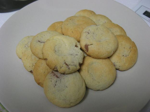 写真: ひかぞーがクッキー焼きました
