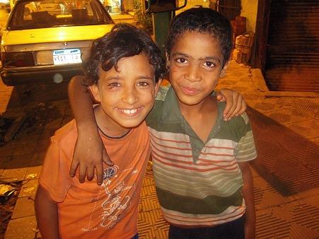 夜の街の子供2
