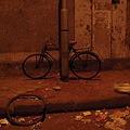 Photos: 夜の自転車
