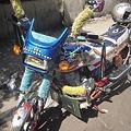 Photos: エジプトのおしゃれバイク