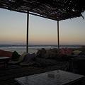 Photos: ダハブのMEYA MEYAからの夕暮れ