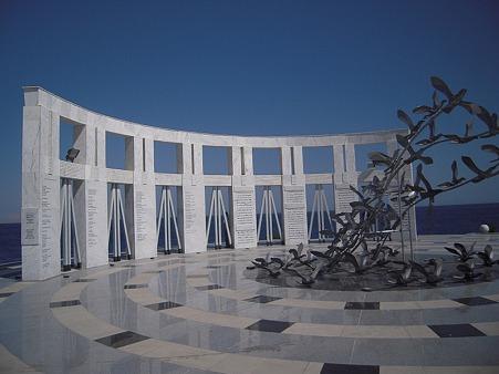 シャルム・ッシェーフの慰霊碑