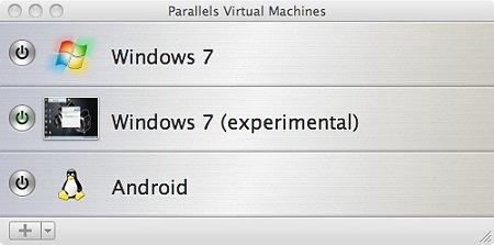 Parallels Desktop 5 Beta