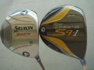 SRIXON ZR-30&COBRA PRO-S